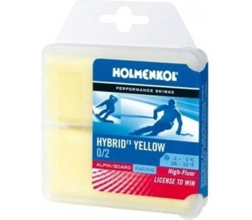 Ceara Solida Holmenkol Hybrid Yellow