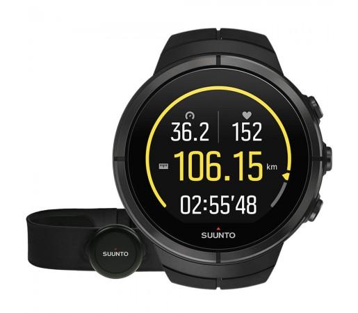 Ceas Multisport Suunto Spartan Ultra All Black Titanium HR SS022654000 -1