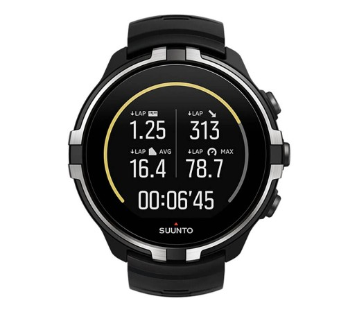 ceas suunto spartan sport wrist hr baro stealth - ss023404000