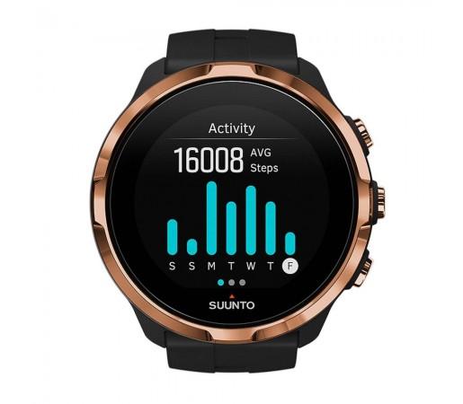 ceas suunto spartan sport wrist hr copper special edition ss023310000