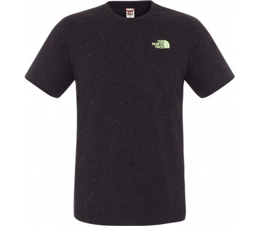 Tricou The North Face M S/S Novelty Logo Gri