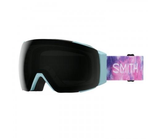 Ochelari Ski Si Snowboard Unisex Smith I/O Mag Polar Tie Dye Chromapop Sun Black Bleu