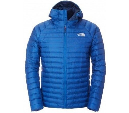 Geaca The North Face M Quince Pro Hooded Albastra