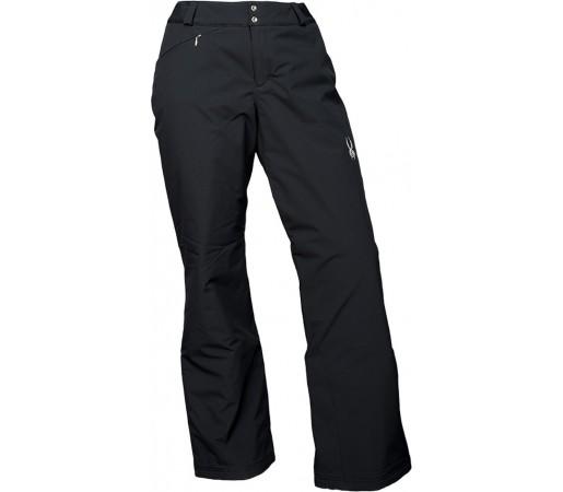 Pantaloni Ski Spyder Circuit Tailored Fit Negru