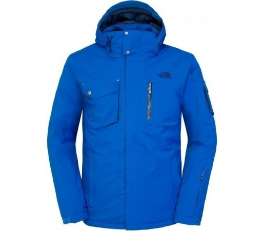 Geaca The North Face M Hardpack Blue