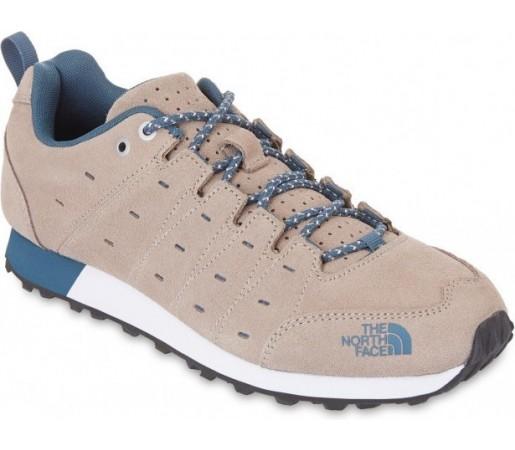Incaltaminte The North Face W Hedgehog Retro Sneaker Gri/Albastru