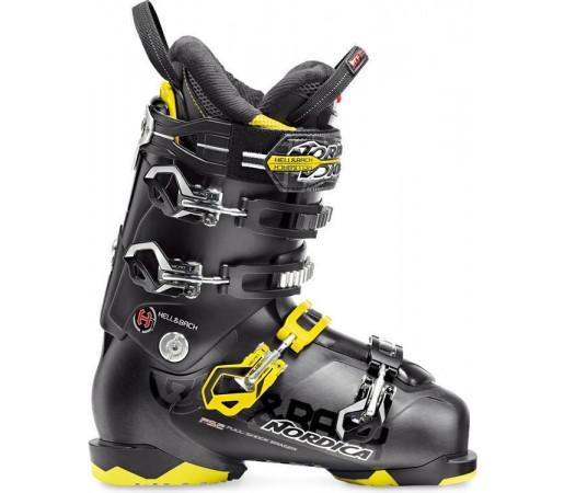 Clapari Nordica Hell & Back H1 Black- Yellow