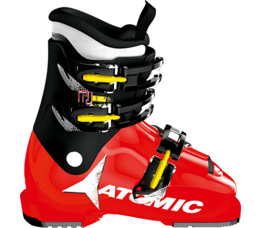 Clapari Atomic RJ 3 SOLID RED/SOLID BLACK 2014