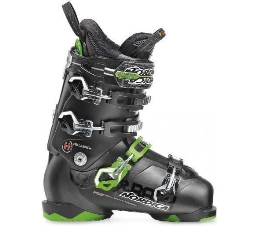 Clapari Nordica Hell & Back Anthracite/Greenc 2014