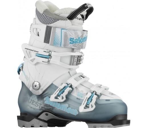 Clapari Ski Salomon QUEST 80 W Blue