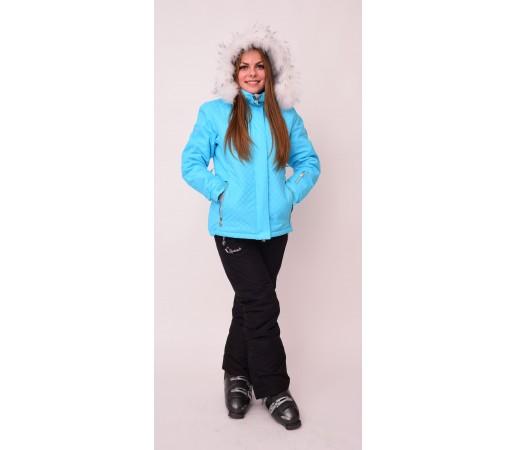Geaca ski Gotech Clio Turcoaz