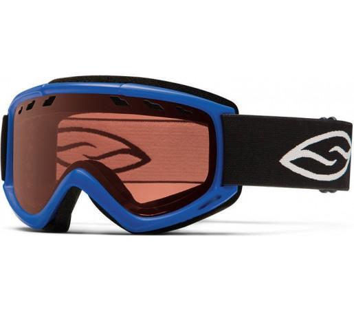 Ochelari Schi si Snowboard Smith CASCADE AIR Cobalt/ RC 36 Rose Copper