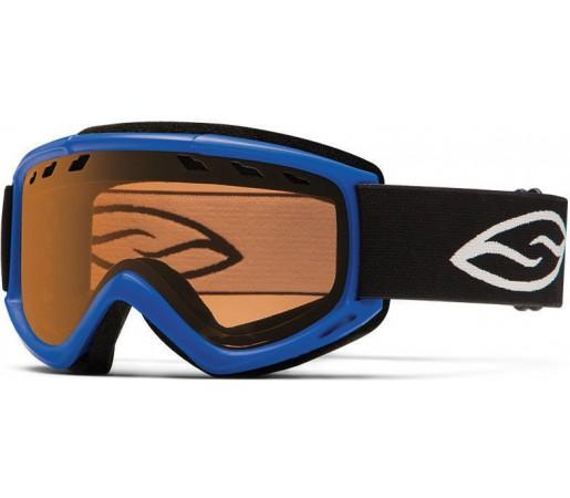 Ochelari Schi si Snowboard Smith CASCADE AIR Cobalt/ Gold Lite
