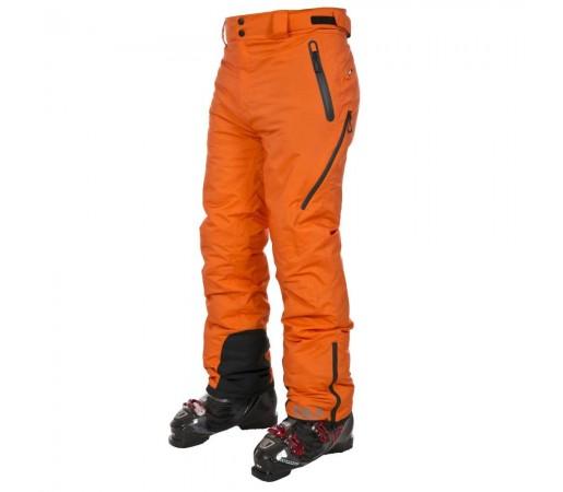 Pantaloni Schi DLX Coffman M Portocaliu