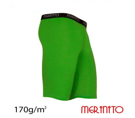 Pantaloni scurti First Layer Merinito Verzi