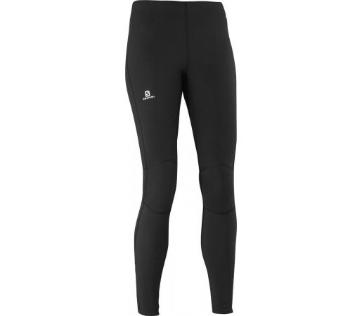 Pantaloni Salomon MOMEMTUM WARM W BLACK