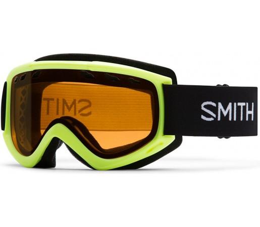 Ochelari Schi si Snowboard Smith Cascade Galbeni/ Negri