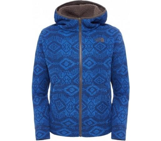 Hanorac The North Face B Mason Sweater Copii Albastru