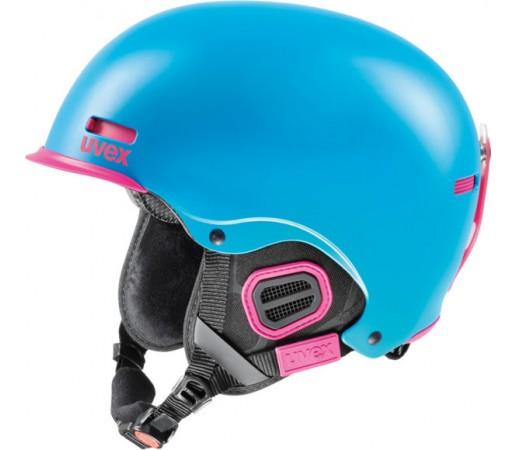 Casca Schi si Snowboard Uvex Hlmt 5 Pro Albastra