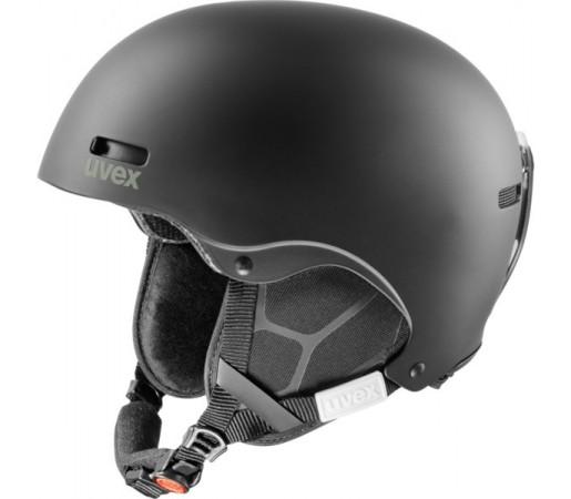 Casca Schi si Snowboard Uvex Hlmt 5 Pure Neagra