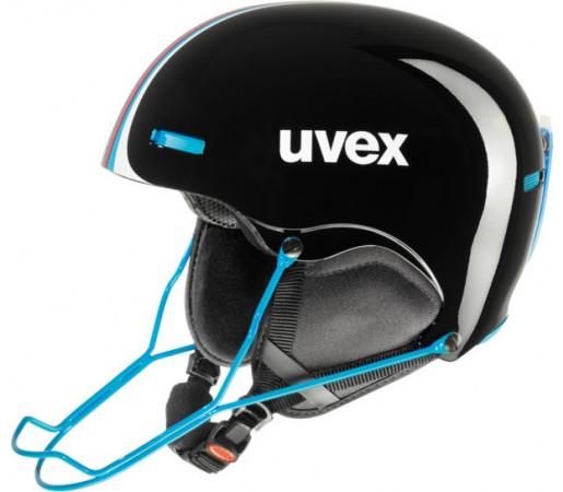 Casca Schi si Snowboard Uvex Hlmt 5 Race Neagra