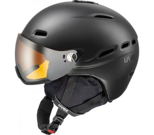 Casca Schi si Snowboard Uvex Hlmt 200 Neagra Mat