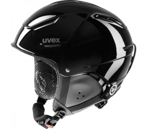 Casca Schi si Snowboard Uvex P1us Junior Neagra