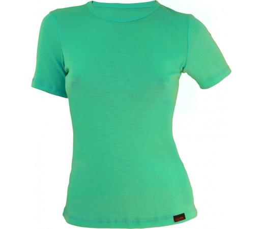 Tricou Merinito Dama Turquoise