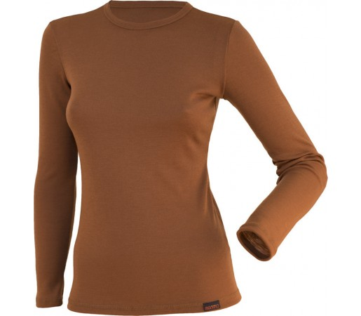 Bluza First Layer Merinito Dama Bej