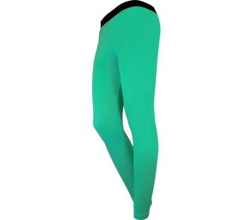 Pantaloni First Layer Merinito Dama Turquoise