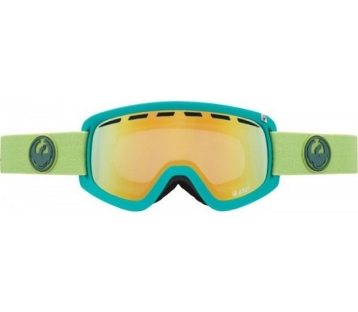 Ochelari Schi si Snowboard Dragon D2 Grass Heather / Smoke Gold + Yellow
