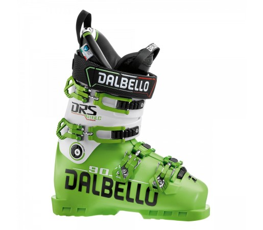 Clapari Copii Dalbello DRS 80 LC 2019 Verde / Alb