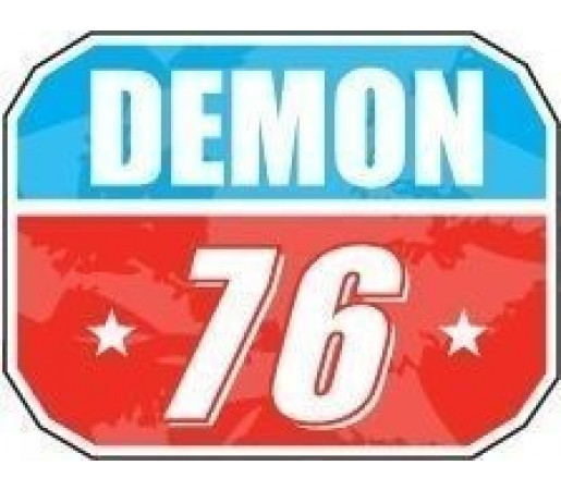 Demon 76 Stomp Pad