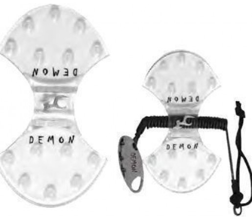Stomp Pad Demon Stomp/cmbo Clear