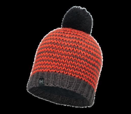 Caciula Buff Knitted & Polar Dorn Portocalie