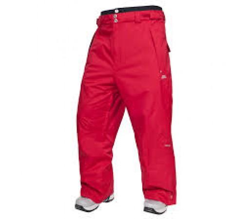 Pantaloni ski si snowboard Trespass Download Red