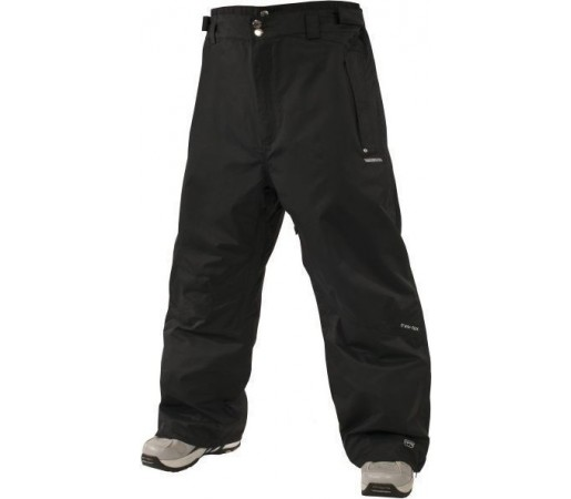 Pantaloni Trespass Download Negru