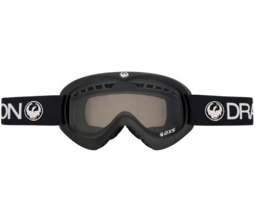 Ochelari Schi si Snowboard Dragon DXs Negri / Smoke
