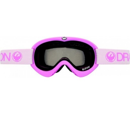 Ochelari Schi si Snowboard Dragon DXS Pink / Smoke + Yellow