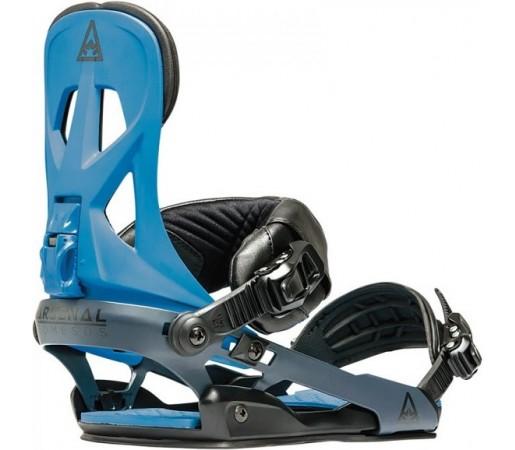 Legaturi snowboard Rome Arsenal Albastre 2016