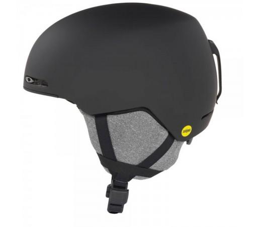 Casca Ski Si Snowboard Unisex Oakley Mod 1 Mips Blackout Antracit