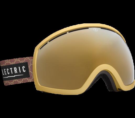 Ochelari Ski ELECTRIC EG2 Hustle Bronze/Bronze Chrome