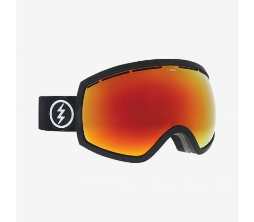 Ochelari Ski si Snowboard Electric EG2 Matte Black / Brose Red Chrome
