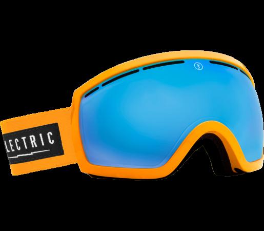Ochelari Ski ELECTRIC EG2.5 Biohazard Bronze/Blue Chrome