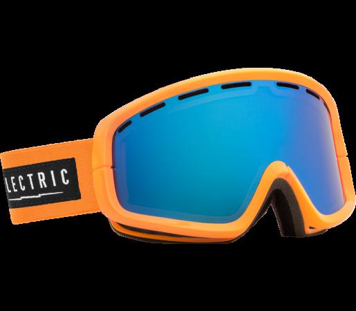 Ochelari Ski ELECTRIC EGB2 Biohazard Bronze/Blue Chrome