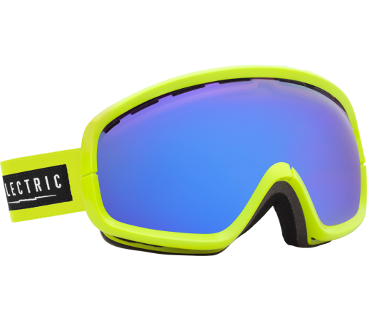 Ochelari Ski ELECTRIC EGB2s Nukus Bronze/Blue Chrome
