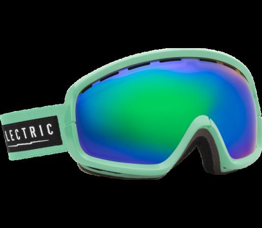 Ochelari Ski ELECTRIC EGB2s C Foam Bronze/Green Chrome