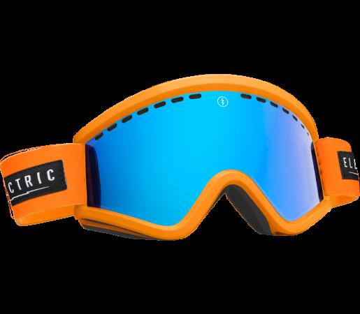Ochelari Ski ELECTRIC EGV Biohazard Bronze/Blue Chrome