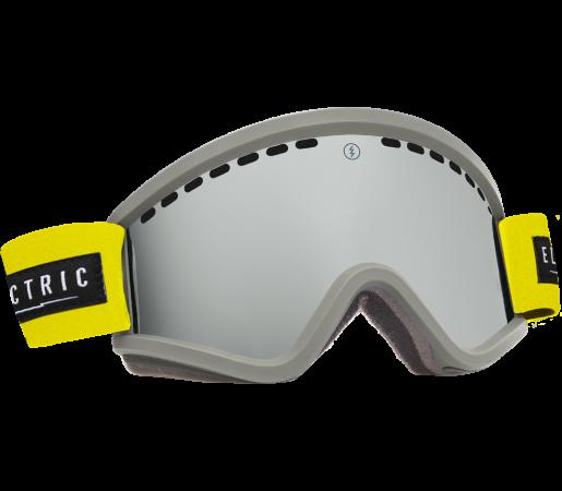 Ochelari Ski ELECTRIC EGV Dub Bronze/Silver Chrome