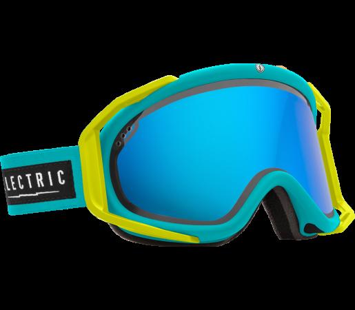 Ochelari Ski ELECTRIC Rig Beach Bronze/Blue Chrome